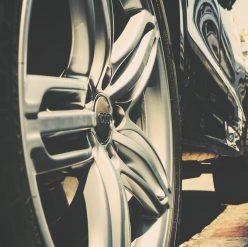 車とアルミホイールのコーティング効果検証サイト